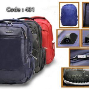 کیف چرم beneton مدل 481