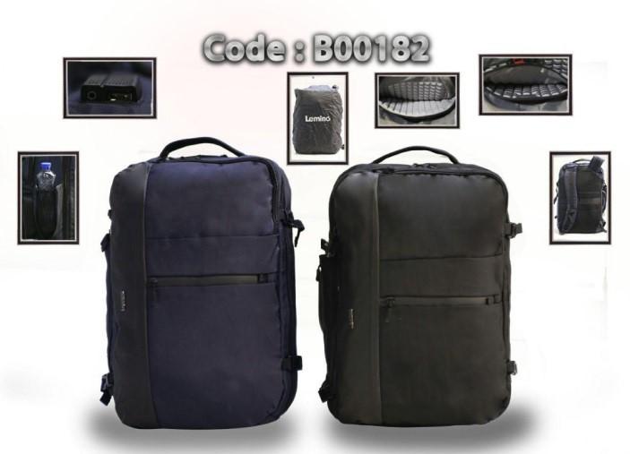 کیف چرم lemino مدل B00182