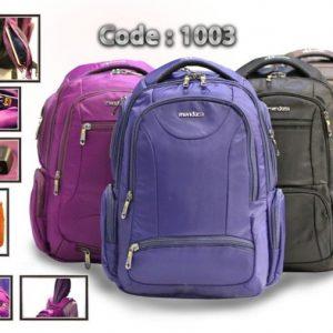 کیف چرم mendoz مدل 1003