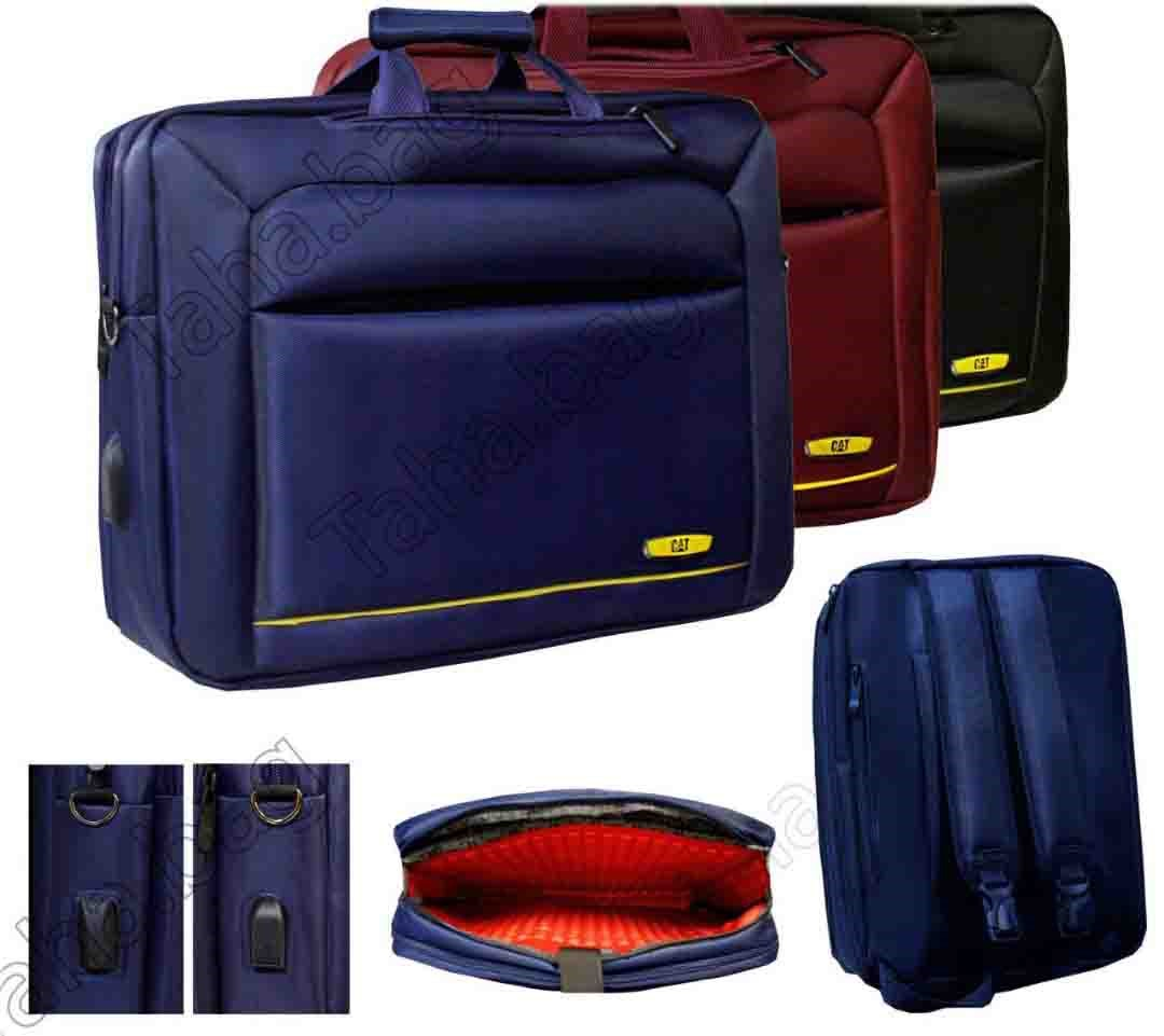 کیف چرم cat مدل 225