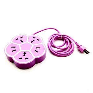 رابط برق و هاب شارژر USB چهار خروجی