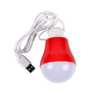 چراغ USB LED سیار 5 وات