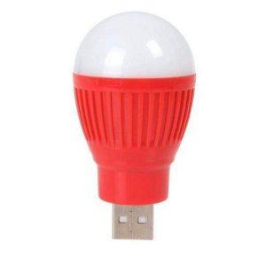 لامپ USB LED حبابی